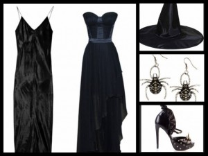 costumi di Halloween outfit strega
