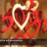 Vetrine San Valentino, idee economiche per allestirle