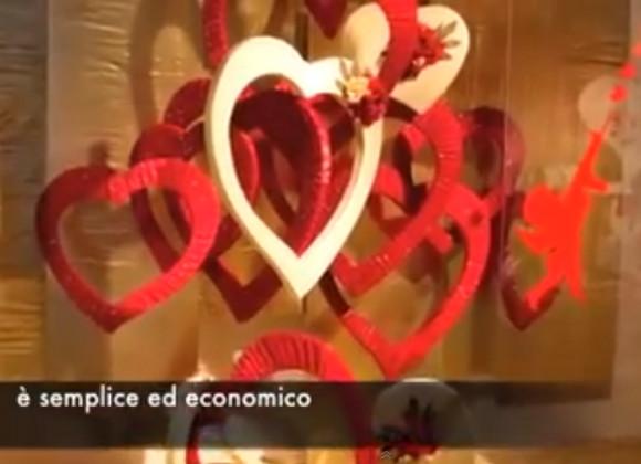 Vetrine san valentino idee economiche per allestirle for Idee di aggiunta di garage