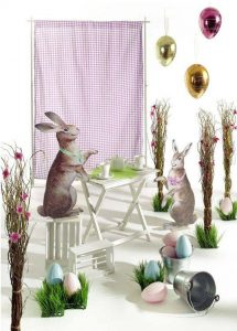 vetrine di pasqua coniglietti 3