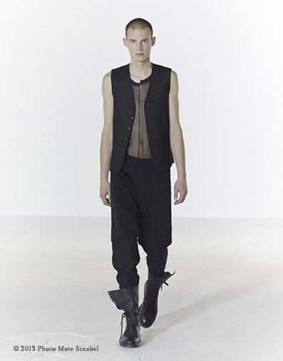 Mode Masculine Prêt-à-Porter