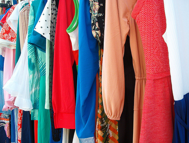Come vendere vestiti usati idee e consigli for Vestiti usati in regalo