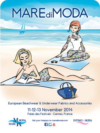 Mare di Moda 2014 flyer