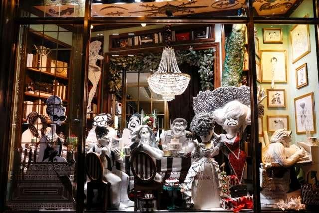 Come allestire le vetrine natalizie idee esempi e for Immagini new york a natale
