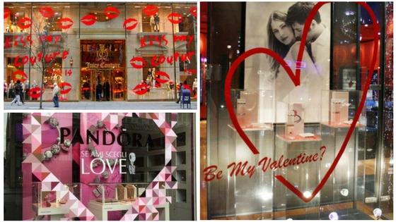 1. Juicy Couture, via Cynthia Drescher 2. Pandora, via Ispira.blog 3. Swarovsky, viaThe Window Display Blog