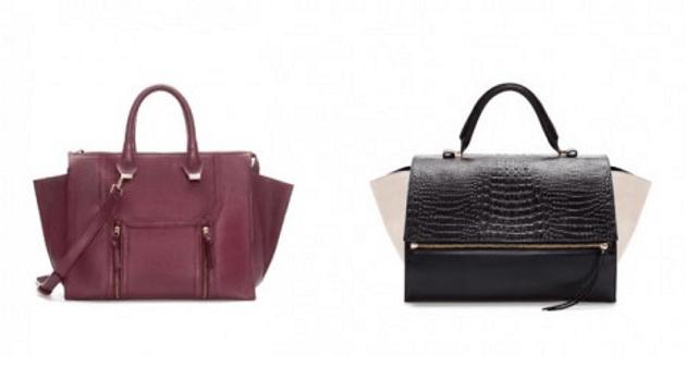 I modelli di punta delle borse Zara a-i 2014