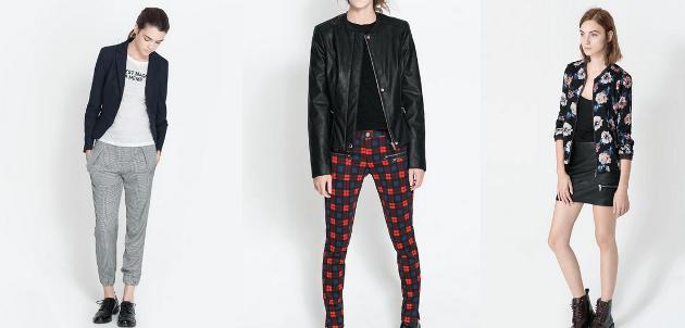 8d48512c7cf9 Collezione Zara donna autunno inverno 2013-14