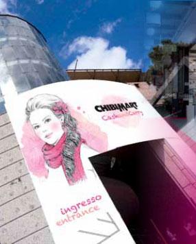 Ingresso Chibimart 2013