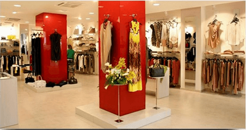shopping experience - percorsi visivi