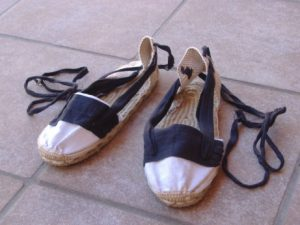 Sandali da uomo - espadrillas