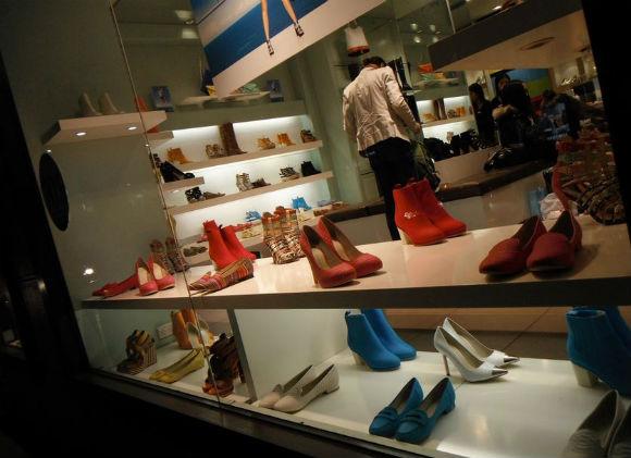voglio aprire un negozio di scarpe nike