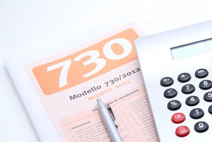 Dichiarazione dei redditi 2012