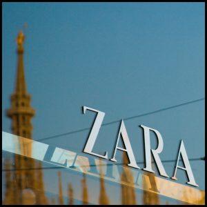Zara assume
