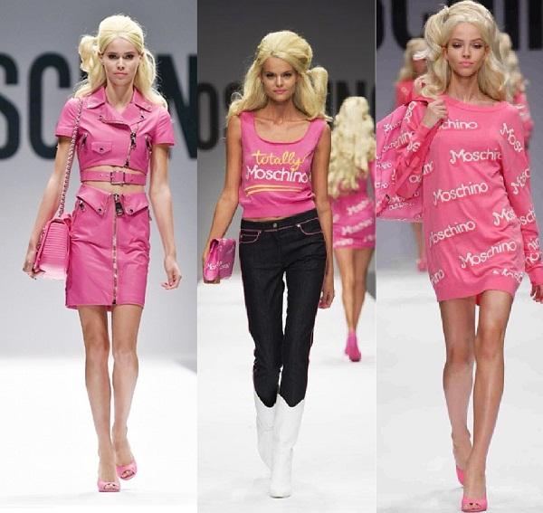 Moschino La In Think Nuova 2015 Rosa Pink Collezione Pe rqrwHI