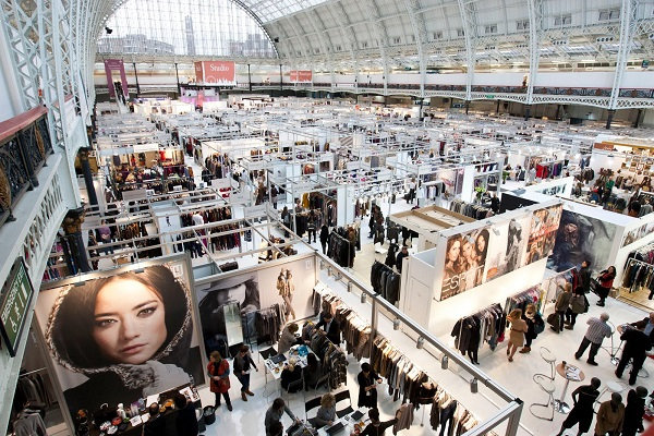 Pure London 2015 Fiera