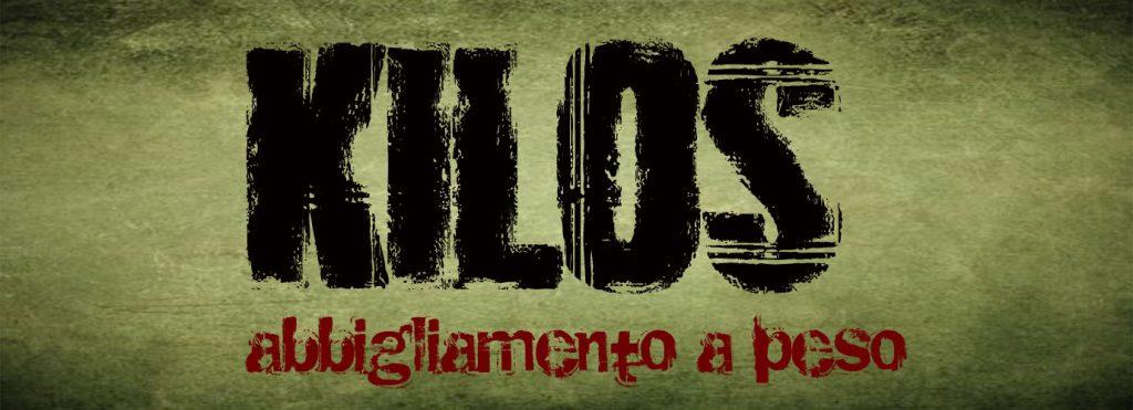 Abbigliamento a peso - il marchio Kilos Torino (foto: pagina ufficiale Facebook)