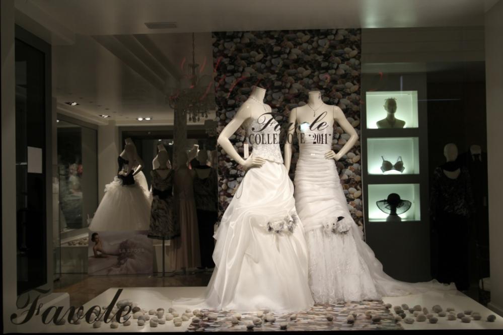 vetrine sposa