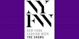 New York Fashion Week logo