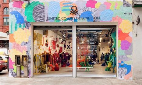 Benetton franchising storia del brand e come aprire un for Aprire piani moderni