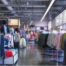 allestire negozio abbigliamento