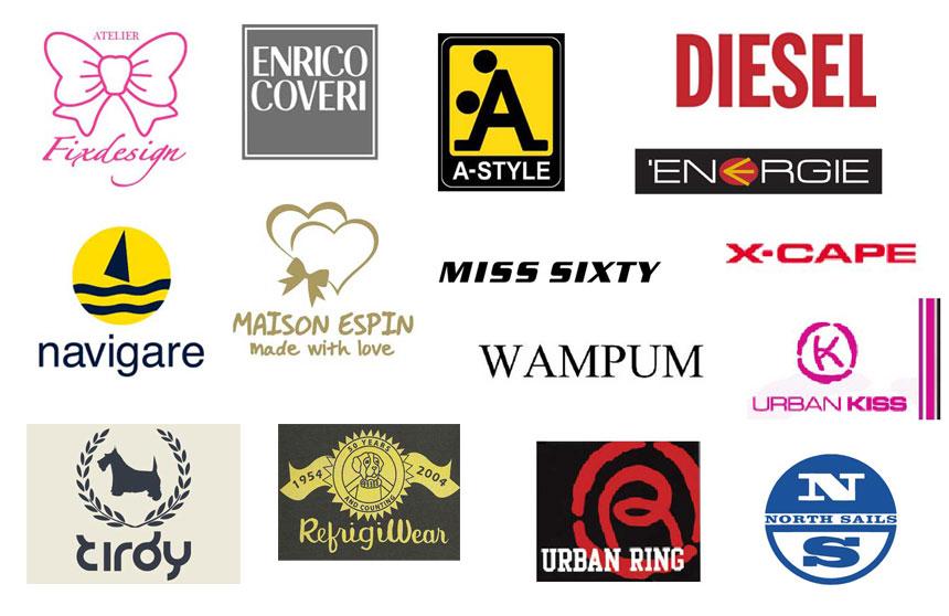 info for 4dfed ac4ce Logo negozio abbigliamento: 3 step fondamentali da seguire