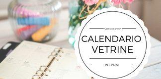calendario vetrine