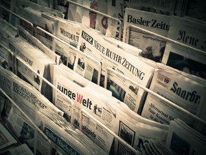 pubblicità sui giornali