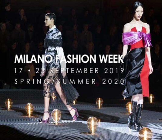 Milano Moda donna 2019