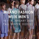 Milano Fashion Week AI 2020