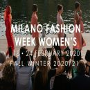 Milano Fashion Week 2020