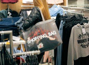 Shopper per negozi